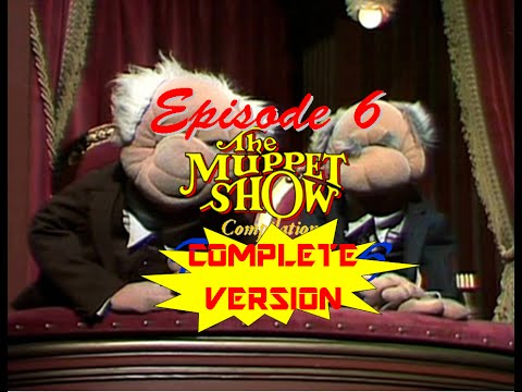 Download The Muppet Show Compilations: Ep. 6 - Statler and Waldorf's comments (Season 2) [COMPLETE VERSION]