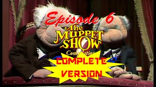 The Muppet Show Compilations: Ep. 6 - Statler and Waldorf's comments (Season 2) [COMPLETE VERSION]