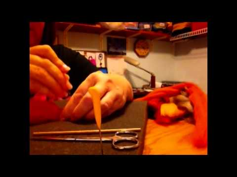 How to Make a Needle Felted Angel Workshop