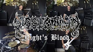 Dissection - Night's Blood (full cover)
