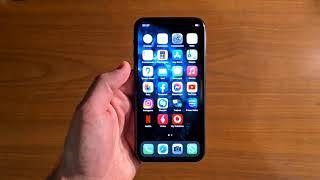 Ripristinare di fabbrica Apple iPhone 11 Pro | GiovaTech