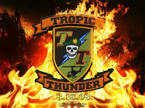 Tropic Thunder Soundtrack - Sympathy for the Devil