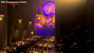 Bach - Toccata and Fugue in D Minor - Largest Church Pipe Organ in World