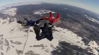 видео Прыгнуть с парашютом в Барнауле: как, где и за сколько?