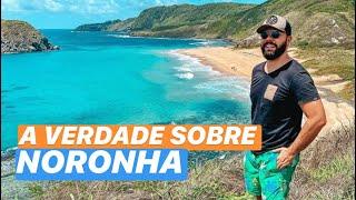 A VERDADE SOBRE FERNANDO DE NORONHA