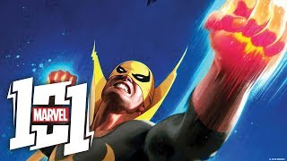 Iron Fist (Danny Rand) | Marvel 101