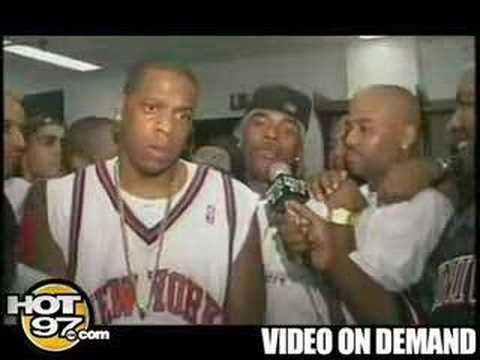 HOT 97 SJ History Michael Jackson and JayZ