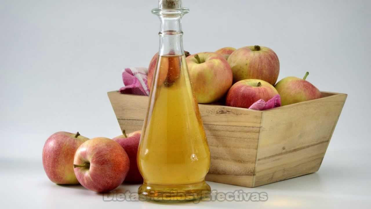 Vinagre y miel para bajar de peso