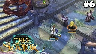 Tree of Savior #6 Underground Chapel Dungeon