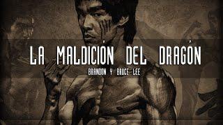 La Maldición del dragón, Brandon y Bruce Lee