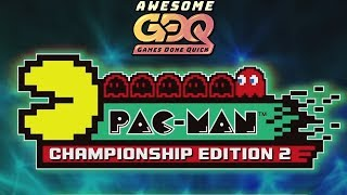 Pac-Man: Championship Edition 2 by Pinballwiz45b in 20:07 - AGDQ2019