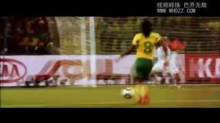 FIFA World cup football 2010 clip / ФИФА Чемпионат мира по футболу 2010(Музыка - Knaan feat David Guetta and Will i Am - Waving flag., 2012-02-18T09:04:32.000Z)