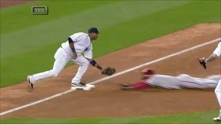 MLB Heads up Plays