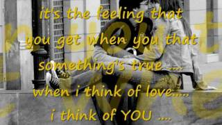 When I Think of YOU... Lee Ryan