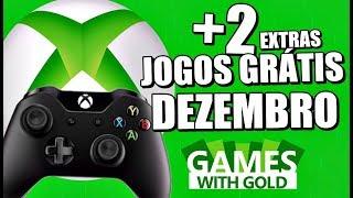 +2 JOGOS GRÁTIS XBOX LIVE GOLD DEZEMBRO 2017