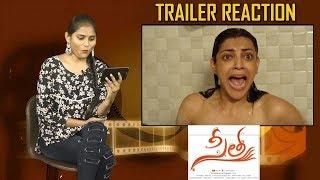 Sita Trailer Reaction 4K Teja Sai Sreenivas Bellamkonda Kajal Aggarwal Anup Rubens