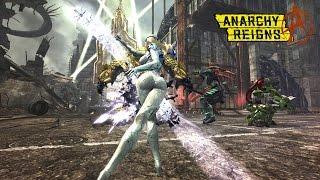 Anarchy reigns  -  ( Xbox 360 - PlayStation 3) - Gameplay - HD