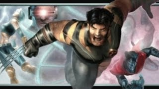 CGR Undertow - X-MEN LEGENDS review for PlayStation 2