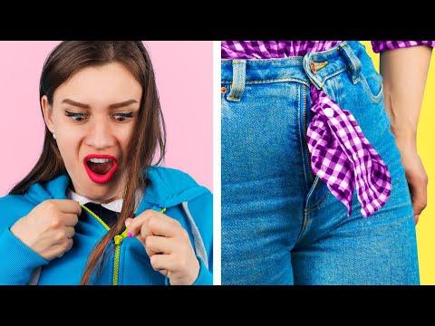 Проблемы девушек с одеждой - Модные провалы!