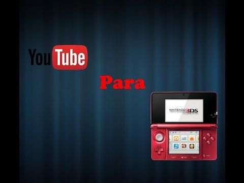 Como descargar Youtube para Nintendo 3DS- How download YouTube for Nintendo 3DS