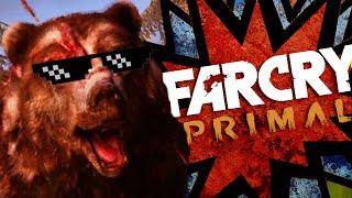 Far Cry Primal - Ursão Peludo e Manso