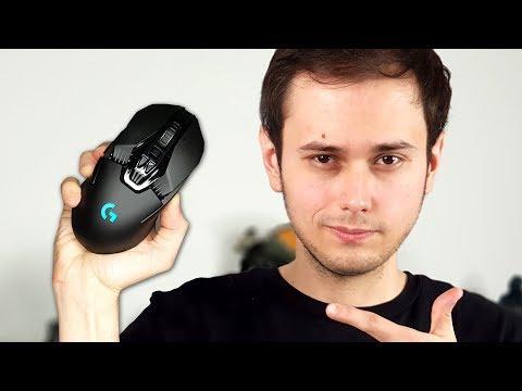 Noul meu Mouse fara fir! Logitech G903