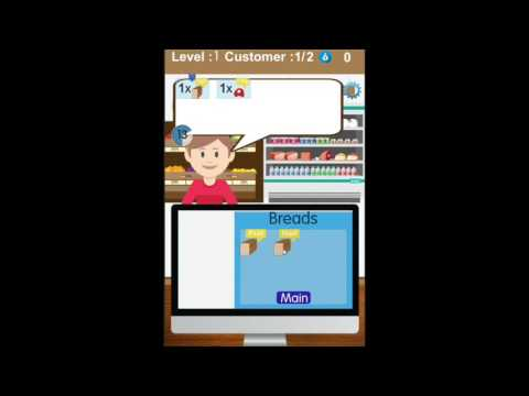 Supermarket Cashier Girl For Pc - Download For Windows 7,10 and Mac