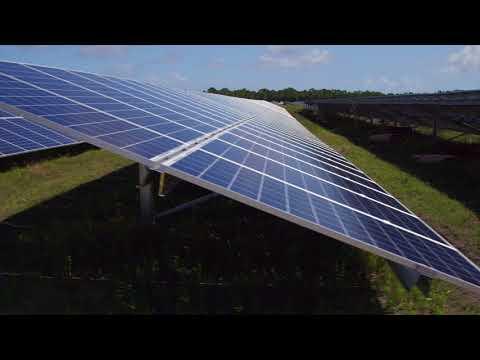 Florida Power & Light Barefoot Bay Solar Power Plant Among 8 New Facilities Under Construction