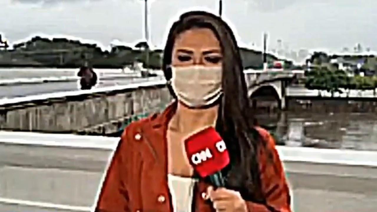🔴 Repórter da CNN Brasil é assaltada ao vivo