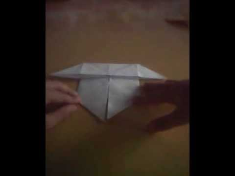 Borboleta de origami TRAVEL_VIDEO