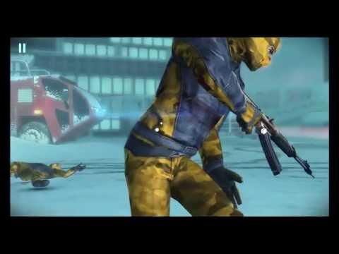 Sniper Fury Quiqest FuLL WalkTrough Chapter 1-3(FW)