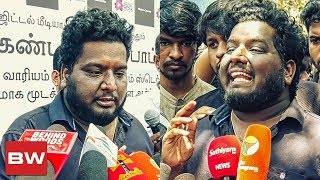 """Trolls & Memes are Biggest Weapon""-RJ Vignesh | Cauvery, Sterlite Issue"