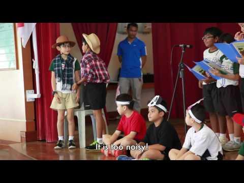 P2 Speak Right! LitPlus Programme @ St Stephen's School (2016)