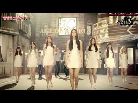 [Karaoke+Thai Sub] เอโอเอ - ELVIS