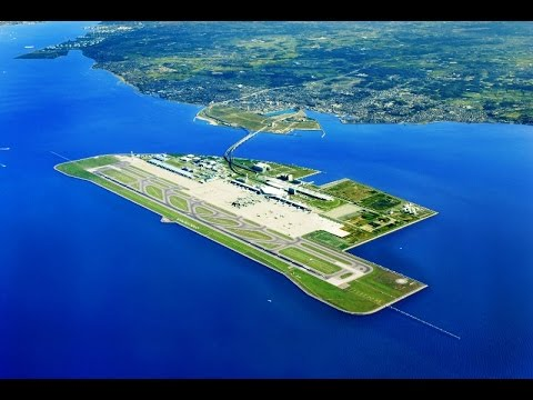 MegaStructures - Kansai International Airport (National Geographic Documentary)