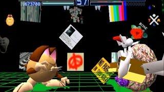 Zero Divide 1 [PS1] - play as NECO