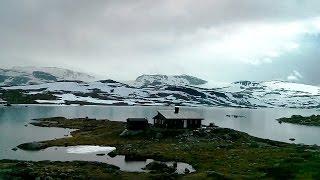 Oslo - Bergen Train Journey, Amazing Landscape, Norway