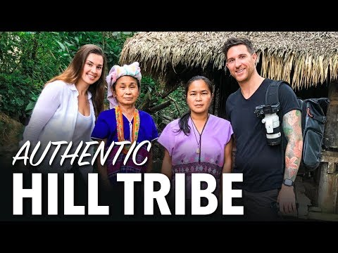 MUST DO IN CHIANG MAI - Authentic Northern Thailand Hill Tribe