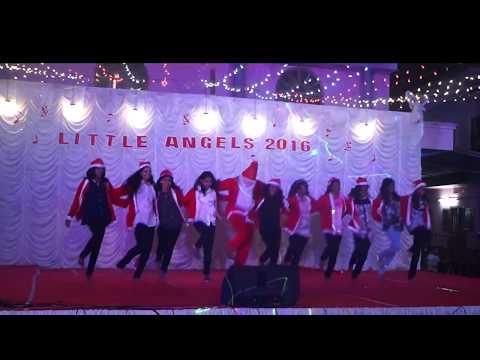 Christmas dance ! Gabrielinte song ! Guppy ! CLC Chempu..
