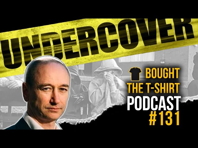 Undercover Cop Exposes UK Gang Truth | Neil Woods | Bought The T-Shirt #131