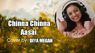 Chinna Chinna Aasai - A R Rahman - Roja (1992) | Cover by Diya Megan