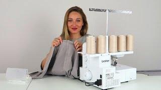 Jak uszyć prostą bluzę oversize z kapturem i kieszenią?! Tutorial video z wykrojem!