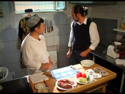 Люля  кебаб по узбекски