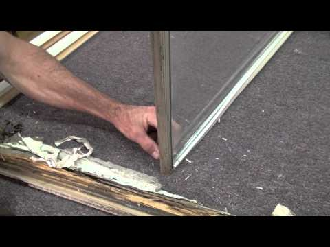 How to Replace the Rotten Wood on a Window Sash