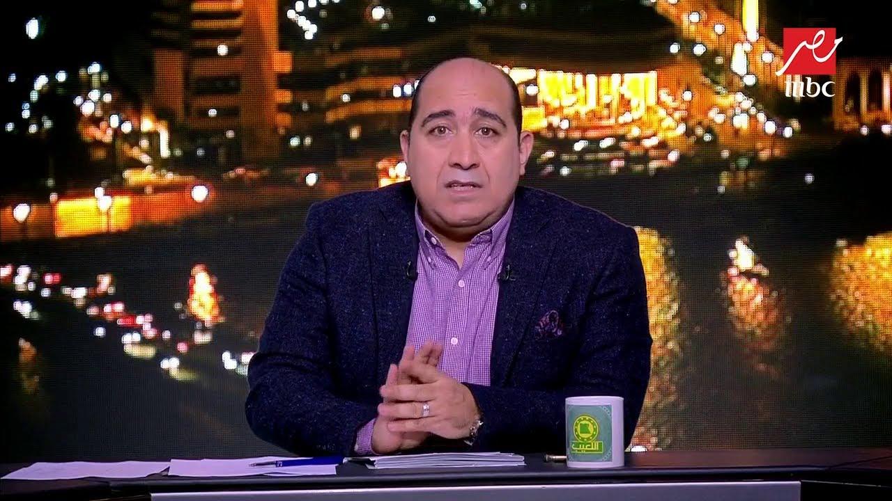 خاص لـ ( #اللعيب ).. كواليس جلسة ميتشو مع مصطفى فتحي