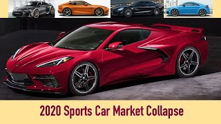Why the C8 Corvette Is About To FLATLINE The Sports Car Market. Favorite Cars About To Be Hit!