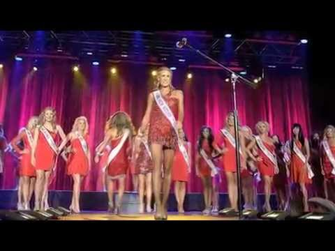 "Mrs New Mexico United States 2014 Music By Ellie Goulding ""Anything Could Happen"""