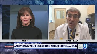 Metro Health expert: Coronavirus vs. Ebola and H1N1