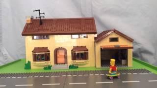 Lego Simpsons The Drop of Doom