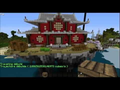 Minecraft Maison Japonaise Gamboahinestrosa